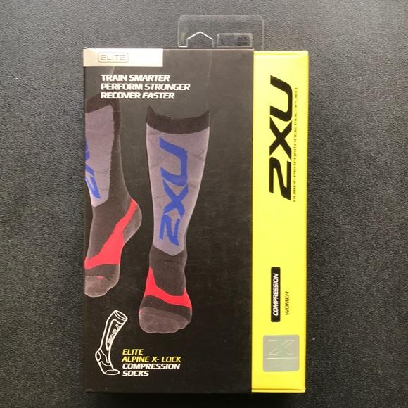 19bf40144e 2xu Accessories | Elite Alpine Xlock Compression Socks | Poshmark